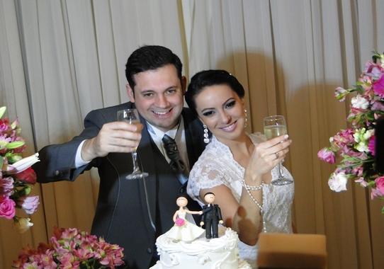 Casamento realizado pelo Buffet Morenos em São Paulo