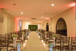 Espaco Armazem Casamento com Cerimonia no Local