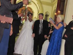 Casamento Igreja Nossa Senhora do Rosário de Fátima