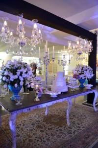 Decoração Festa Casamento Salão Igreja Nossa Senhora do Rosário de Fátima