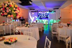 Festa Casamento Salão Igreja Nossa Senhora do Rosário de Fátima