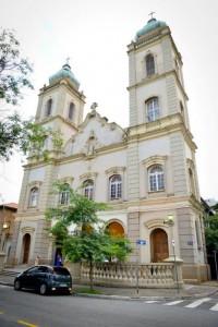 Igreja Nossa Senhora do Rosário de Fátima Sumaré São Paulo