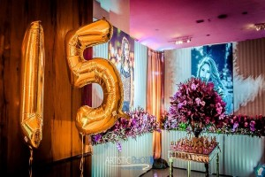 Festa de Debutante 15Anos Espaço Milla Moreno