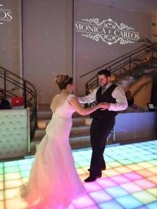 Dança dos Noivos Festa de Casamento Espaço Oscar Freire