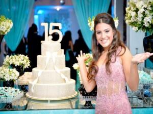 Festa de 15 Anos da Debutante Brenda