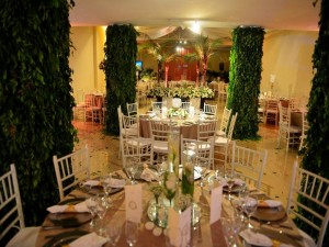 decoração estilo clássico casamento