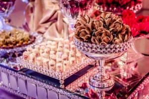 Mesa de Doces Festa Debutante