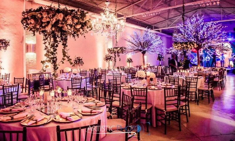 Decoração de casamento no Espaço Armazem Sala SP II -> Decoracao De Banheiro Para Festa De Casamento