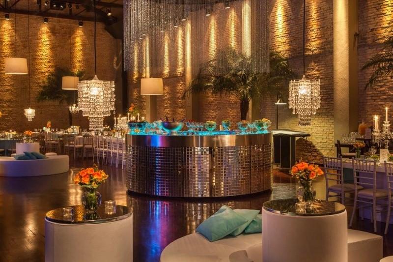bar para festa de casamento