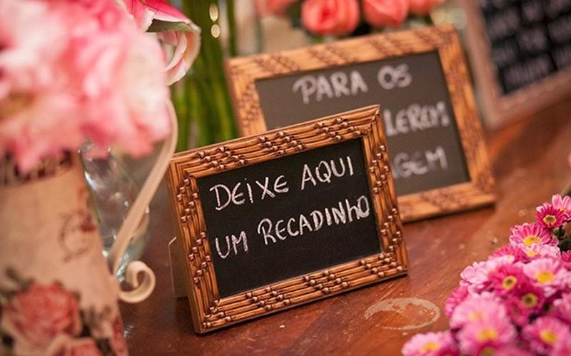 lousinha decoração festa de casamento