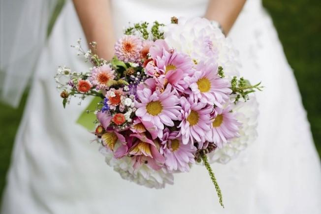 buquês desconstruídos para noivas