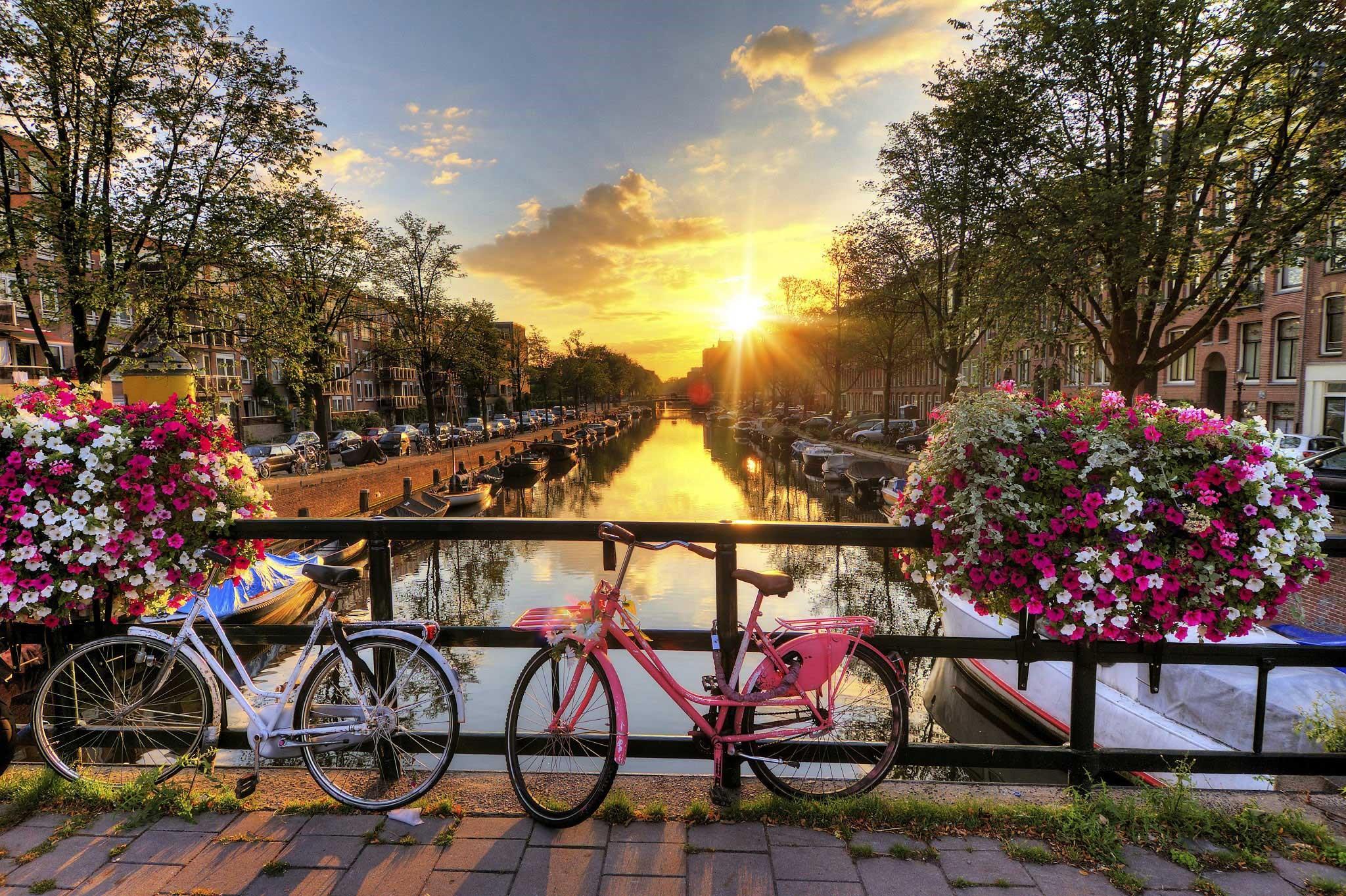 viagem lua de mel Amsterdã – Holanda