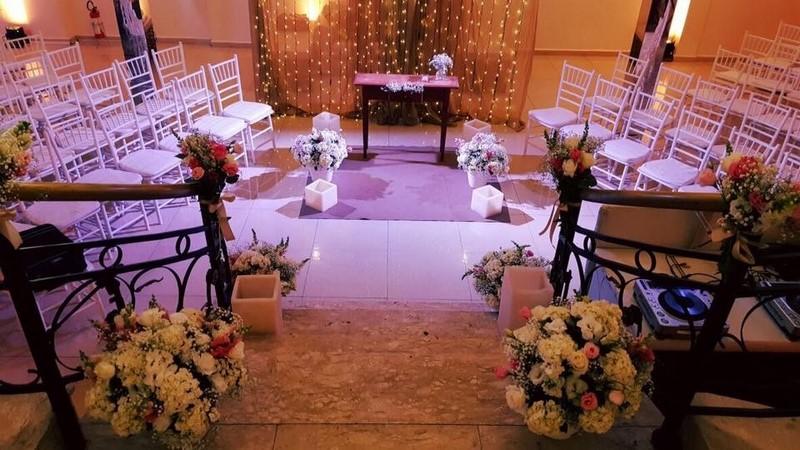 espaço para casamento cerimônia no local em são paulo