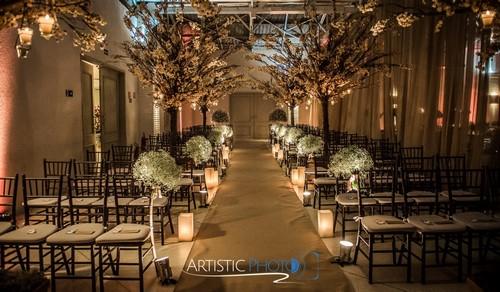 espaço para casamento com cerimônia no local em são paulo