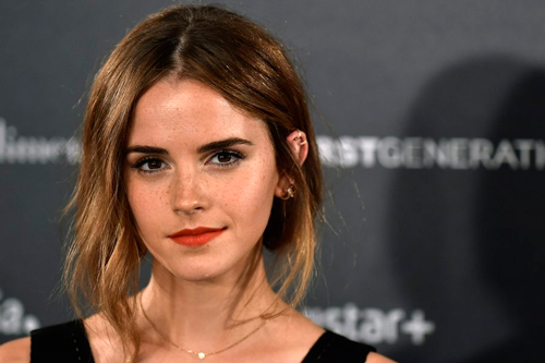 vestidos emma watson eco friendly