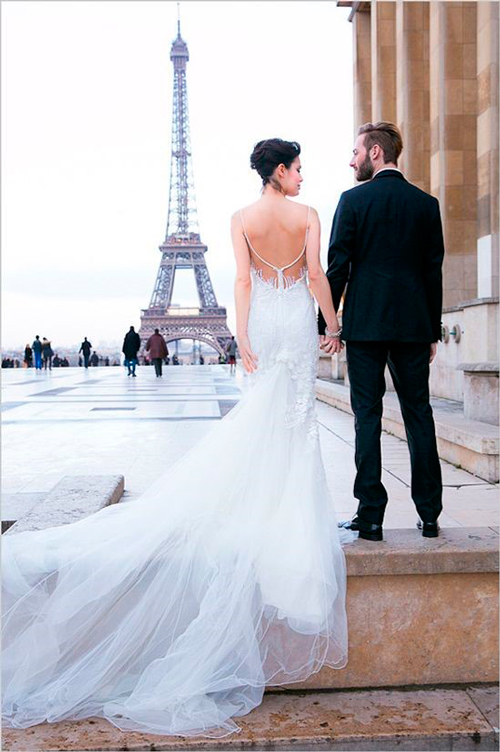 elopement wedding frança paris