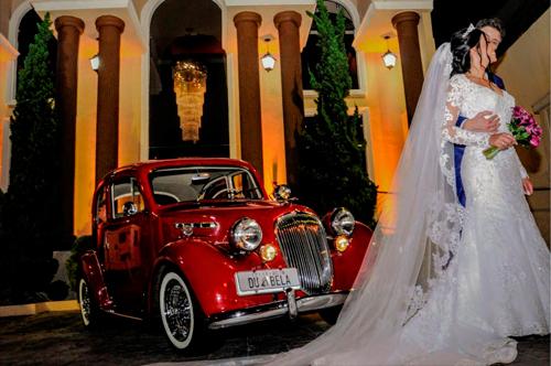 espaço estilo clássico para casamento