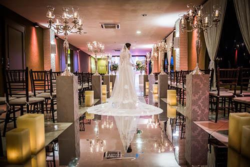 espaço para casamento com cerimônia no local