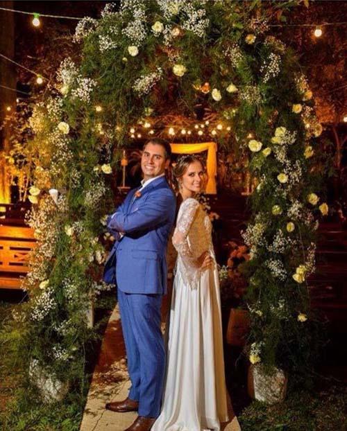 festa de casamento ao ar livre como organizar