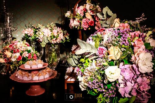 decoração flores casamento estilo rústico