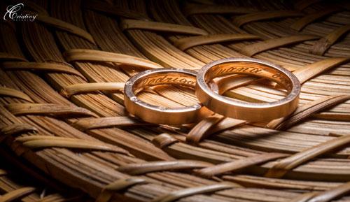 alianças casamento