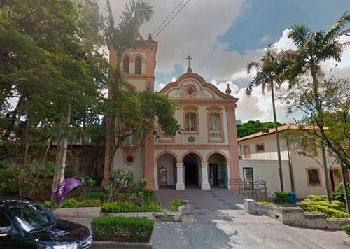 Capela da PUC Casamento em São Paulo