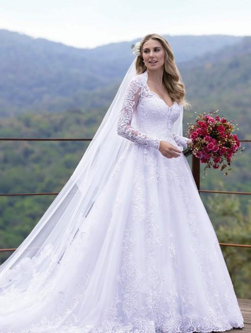 Vestido de Noiva Nova Noiva