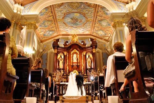 capelas para casamento em São Paulo