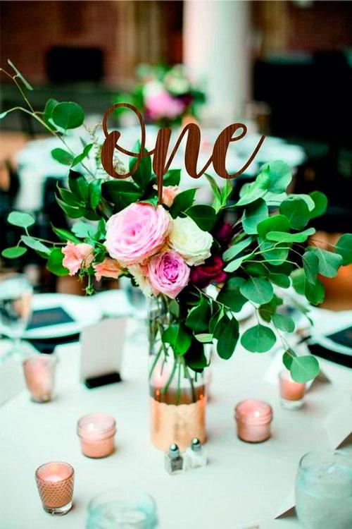 laser cut decoração de flor para casamento