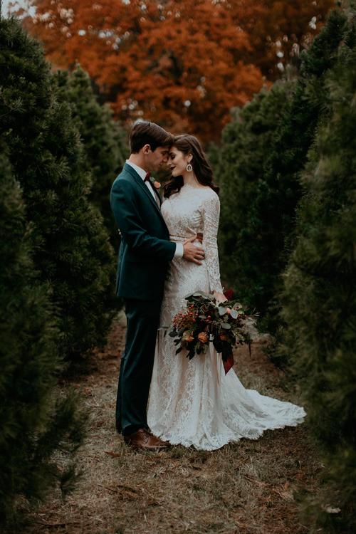 casamento no inverno vestido de noiva