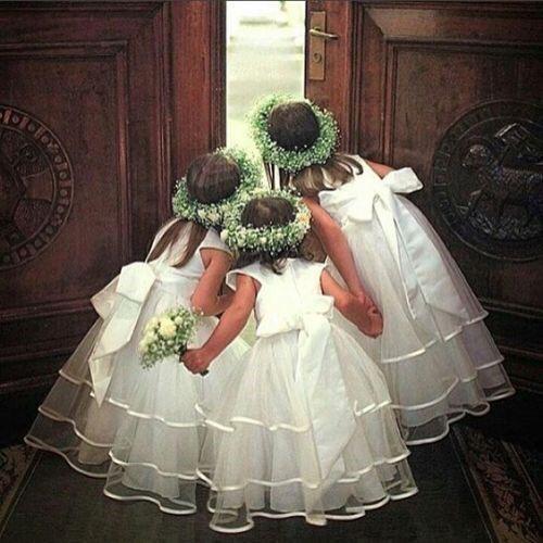 escolher a daminha e pajem casamento