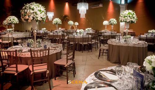decoração casamento estilo romântico