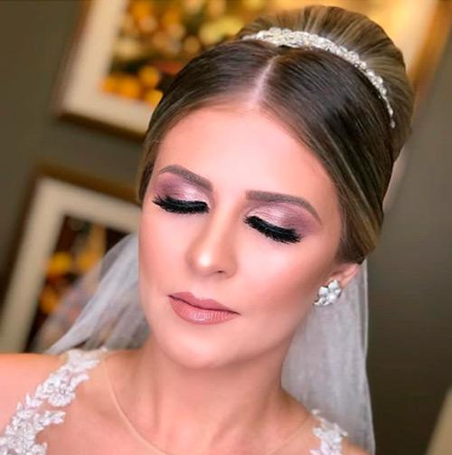 maquiagem para casamento na primavera cores