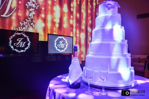 momento ideal para brinde dos noivos