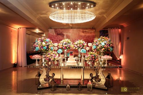 decoração cnady color mesa doces