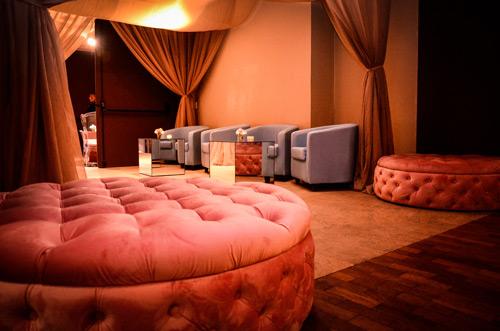 decoração candy color mobiliário