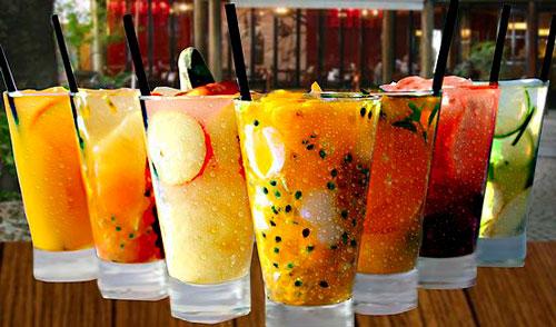 Casamento sem álcool: dicas para noivos de drinks e coquetéis